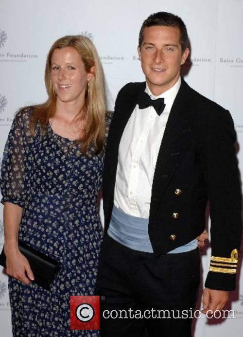 Bear Grylls and guest Raisa Gorbachev Foundation Annual...