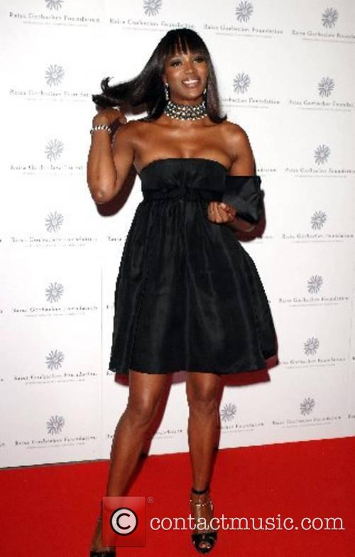 Naomi Campbell Raisa Gorbachev Foundation Annual Gala Dinner...