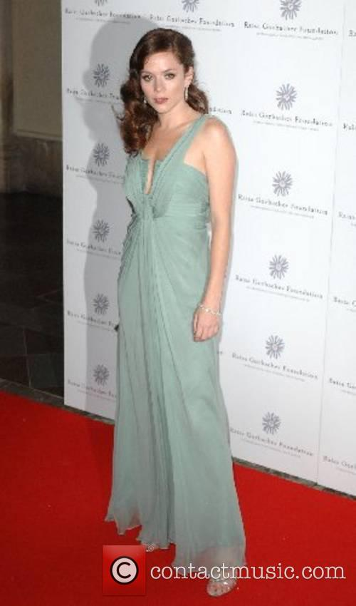 Anna Friel Raisa Gorbachev Annual Gala Dinner at...