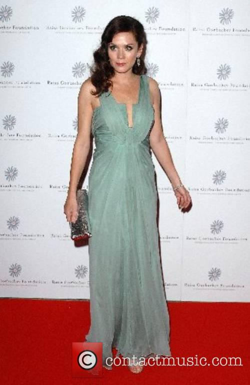 Anna Friel Raisa Gorbachev Foundation Annual Gala Dinner...