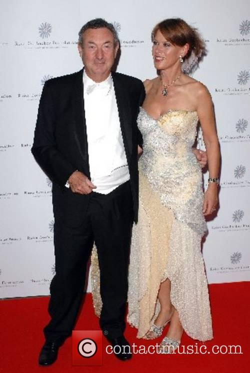 Nick Mason and guest Raisa Gorbachev Foundation Annual...