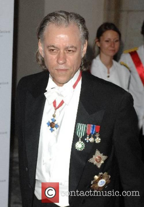 Sir Bob Geldof Raisa Gorbachev Foundation Annual Gala...
