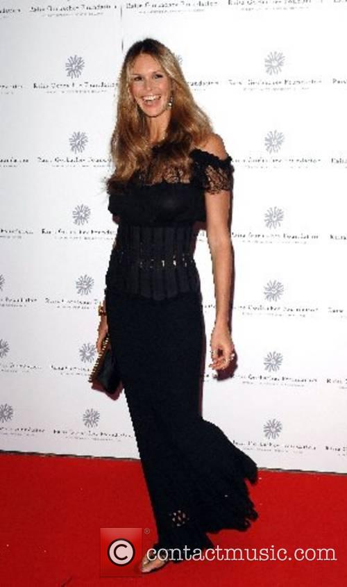 Elle MacPherson Raisa Gorbachev Foundation Annual Gala Dinner...