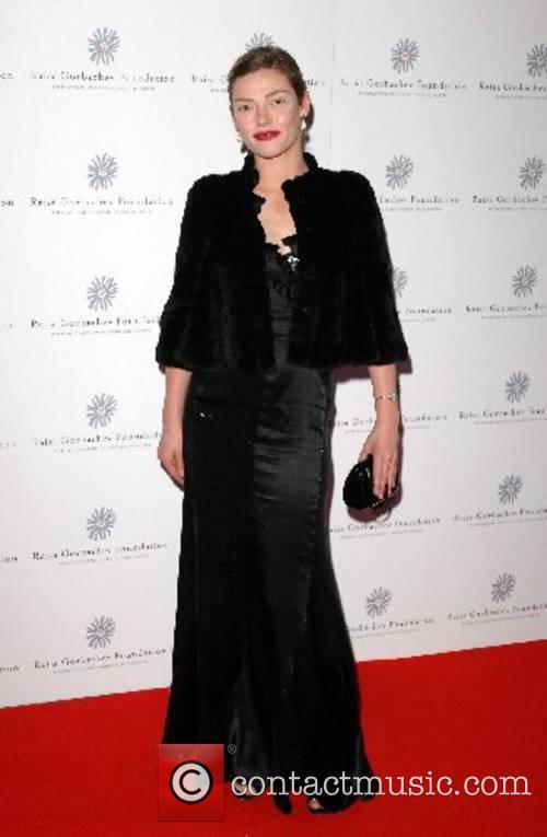 Camilla Rutherford Raisa Gorbachev Foundation Annual Gala Dinner...