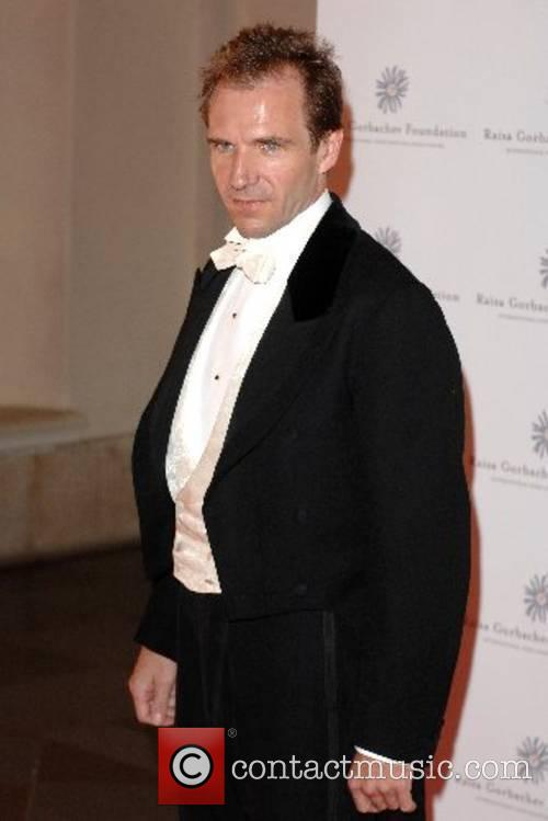 Ralph Fiennes Raisa Gorbachev Foundation Annual Gala Dinner...