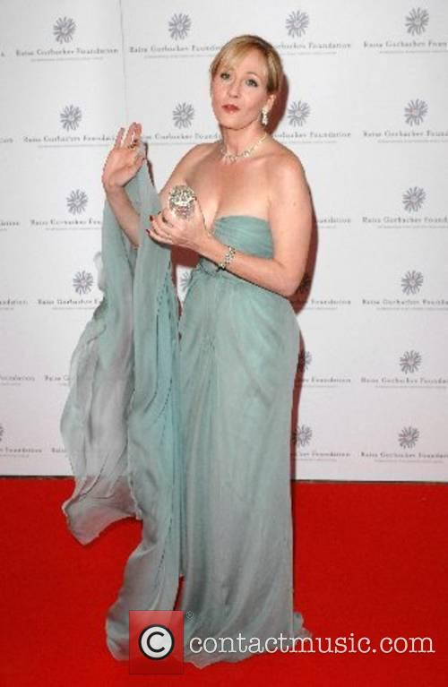 J.K. Rowling Raisa Gorbachev Foundation Annual Gala Dinner...
