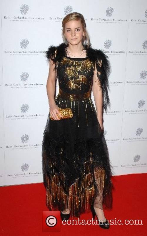 Emma Watson Raisa Gorbachev Annual Gala Dinner -...