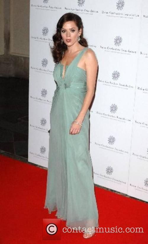 Anna Friel Raisa Gorbachev Annual Gala Dinner -...