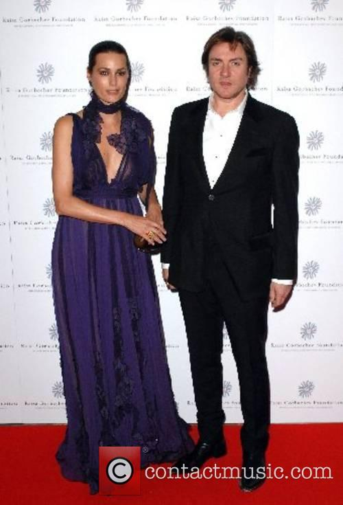 Jasmine Le Bon and Simon Le Bon Raisa...
