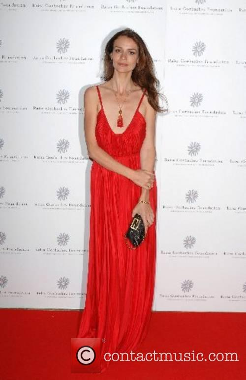 Saffron Burrows Raisa Gorbachev Annual Gala Dinner -...