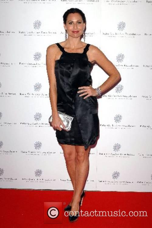 Minnie Driver Raisa Gorbachev Annual Gala Dinner -...