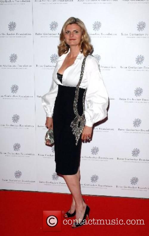Suzanna Shaw Raisa Gorbachev Annual Gala Dinner -...