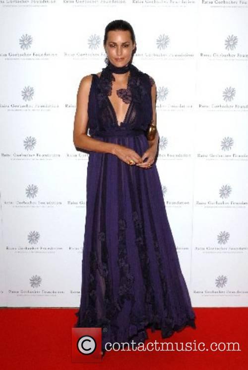 Jasmine Le Bon Raisa Gorbachev Annual Gala Dinner...