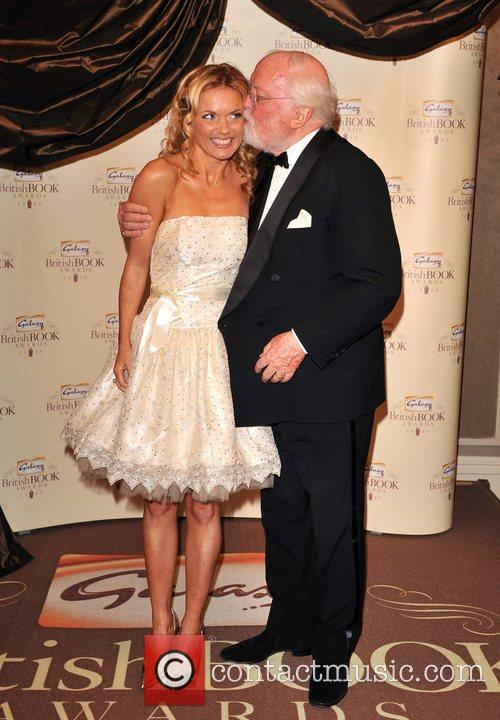 Geri Halliwell and Lord Richard Attenborough 2