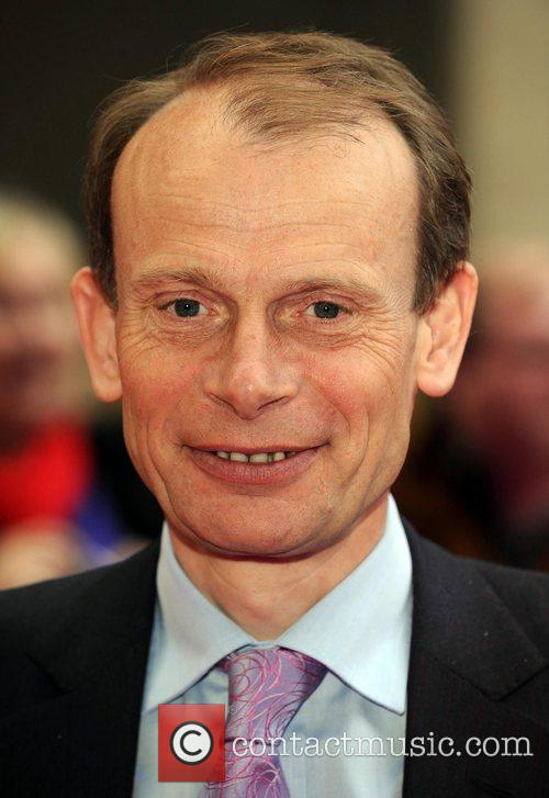 Andrew Marr Galaxy British Book Awards held at...