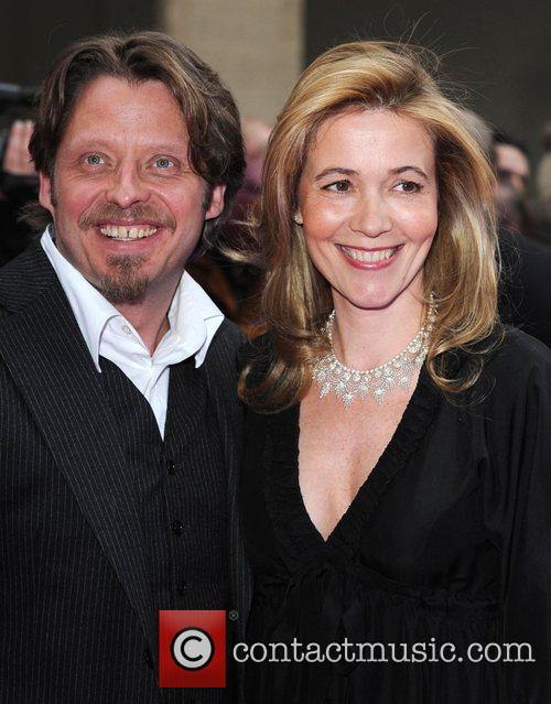 Charley Boorman and Guest Galaxy British Book Awards...