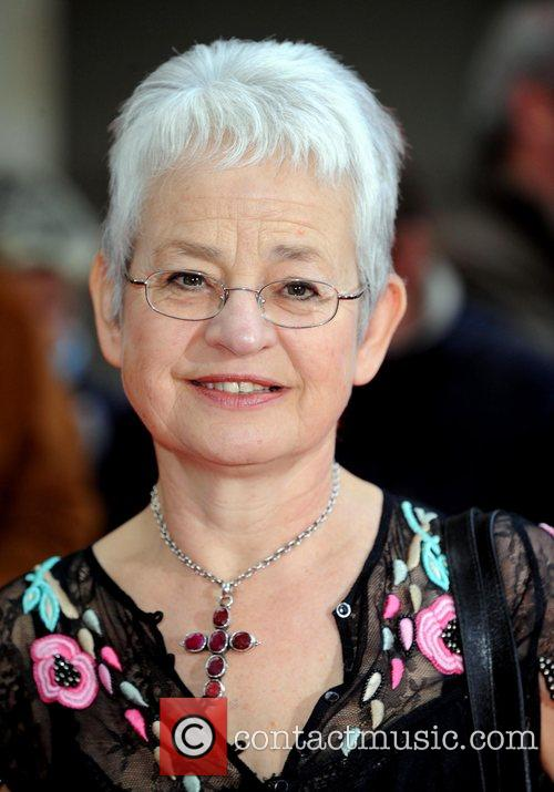 Jacqueline Wilson Galaxy British Book Awards held at...