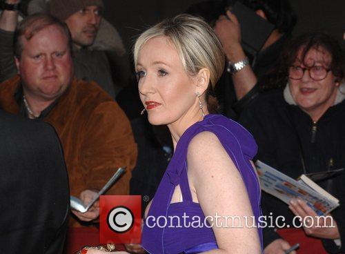 J K Rowling 4