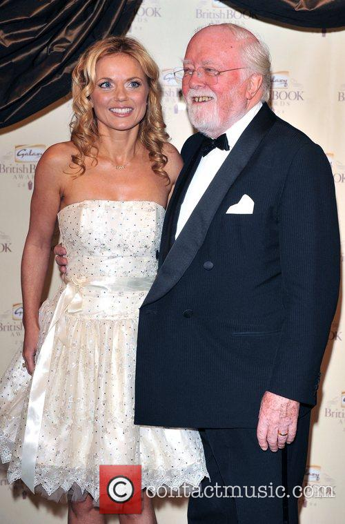 Geri Halliwell, Lord Richard Attenborough, Grosvenor House