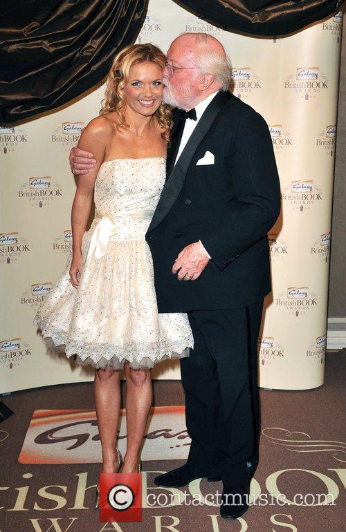Geri Halliwell and Lord Richard Attenborough 6