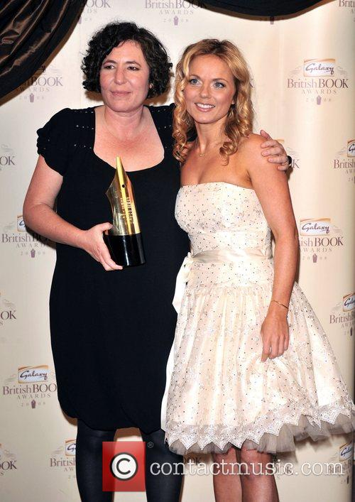 Geri Halliwell and Francesca Simon 3