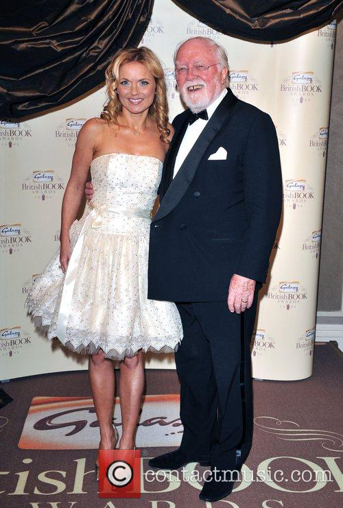 Geri Halliwell and Lord Richard Attenborough 4