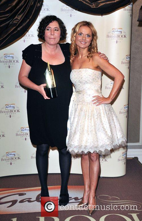 Geri Halliwell and Francesca Simon 5