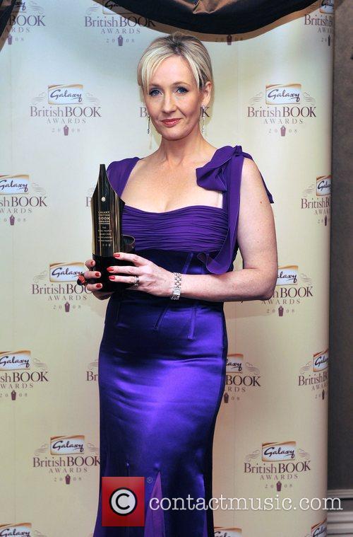 J K Rowling 8