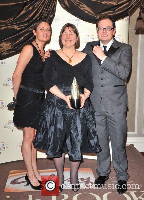 Galaxy British Book Awards held at the Grosvenor...