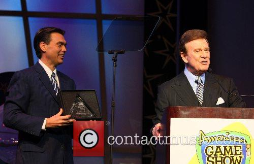 Rich Fields and Wink Martindale at the 'American...