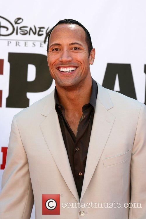 Dwayne Johnson 1