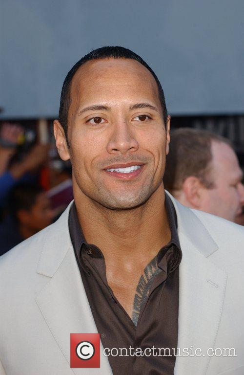 Dwayne Johnson 3