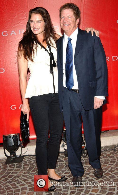 Brooke Shields and Robert Procop Legendary Jeweler Garrard...