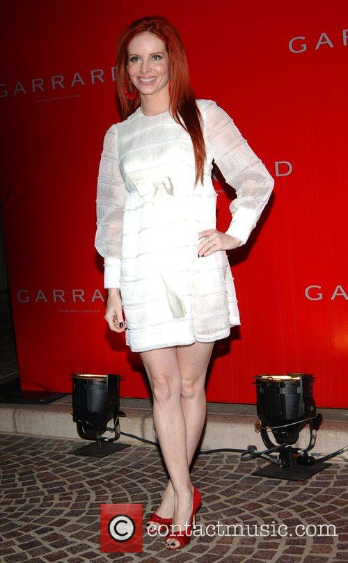 Legendary Jeweler Garrard celebrates the opening of their...