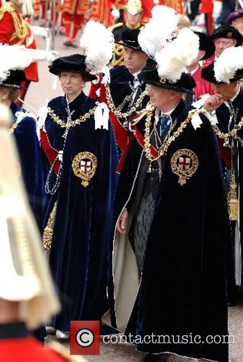 Princess Anne, Princess Royal, Prince Andrew, Duke of...