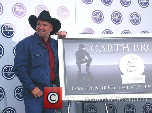 Garth Brooks, Star On The Hollywood Walk Of Fame, Walk Of Fame