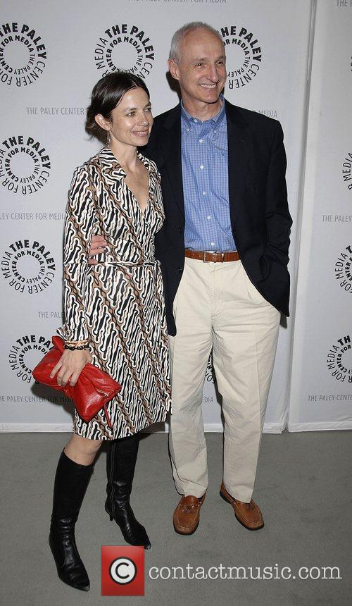 Justine Bateman, Michael Gross and Paley Center For Media 5