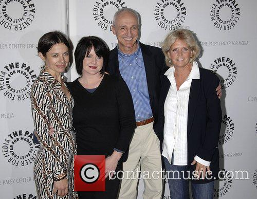 Justine Bateman, Tina Yothers, Michael Gross, Meredith Baxter and Paley Center For Media 7