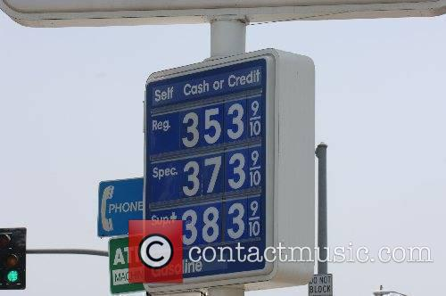 Drivers were faced with high gas prices on...