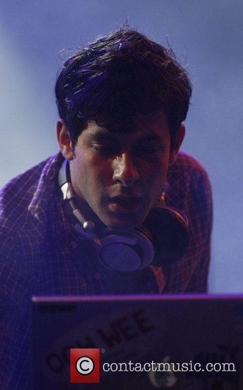 Mark Ronson performing at Gatecrasher: The Summer Sound...