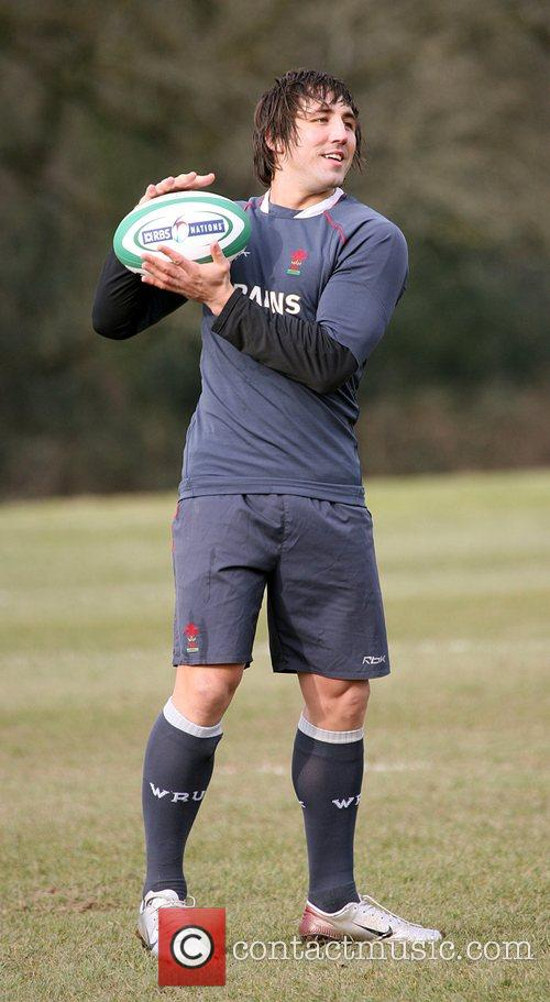 Gavin Henson The Walsh ruby team training in...