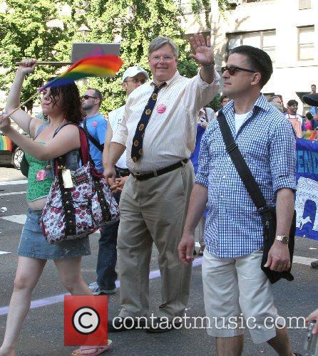 Tom Duane 38th Annual LGBT Gay Pride March...