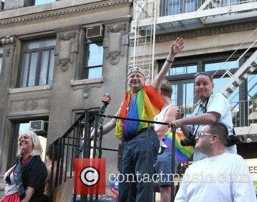 Barry Z 38th Annual LGBT Gay Pride March...
