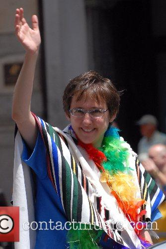 Rabbi Sharon Kleinbaum  38th Annual LGBT Gay...