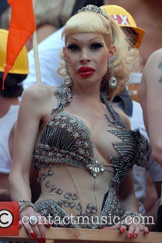 Amanda LePore  38th Annual LGBT Gay Pride...