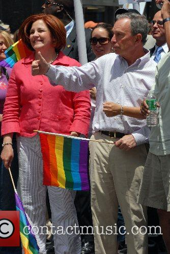 Christine Quinn, Mayor Bloomberg  38th Annual LGBT...
