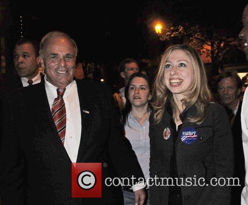 Governor Ed Rendell, Chelsea Clinton GLBT Gayborhood Pub...