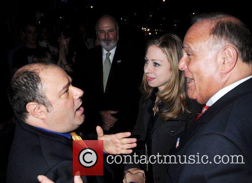 Mark Segal, Chelsea Clinton, Governor Ed Rendell GLBT...