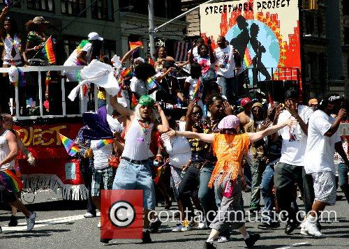 Street Work Projects 38th Annual LGBT Gay Pride...