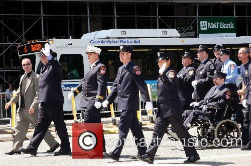 Gay firefighters of New York 38th Annual LGBT...